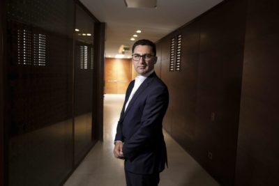 Maxime Saada, Directeur General du Groupe Canal+. COPYRIGHT: Eric DESSONS / JDD/SIPA//JDD_1418.010/Credit:Eric DESSONS/JDD/SIPA/1707021440