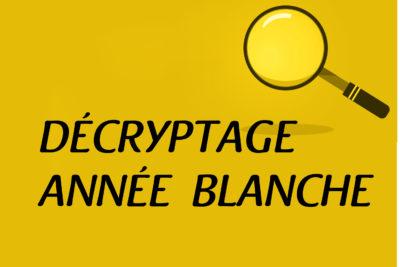 Article decryptage-annee-blanche