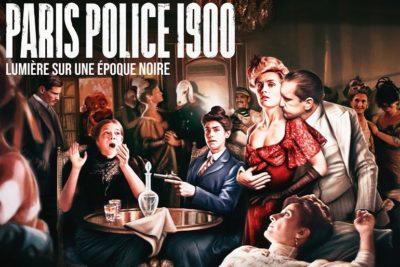 ARTICLE Paris Police 1900